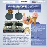 Jual Pembuat Cone Ice Cream (CB2) di Pekanbaru