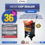 Jual Cup Sealer Manual plus Counter (CPS-919) di Pekanbaru