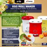 Jual Egg Roll Maker ARD-404 di Pekanbaru
