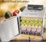 Jual Mesin Food Dehydrator 6 Rak (FDH6) di Pekanbaru