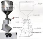 Jual Mesin Manual Filling Cairan-Pasta – MKS-MF10 di Pekanbaru