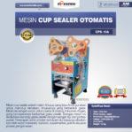 Jual Mesin Cup Sealer Otomatis (CPS-10A) di Pekanbaru