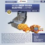 Jual Mesin Deep Fryer Listrik MKS-81B di Pekanbaru