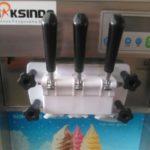 Jual Mesin Es Krim 3 Kran ICM919 di Pekanbaru