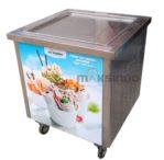 Jual Mesin Fry Ice Cream (Es Krim Roll Goreng) di Pekanbaru