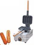 Mesin Gas Stick Waffle (Hot Dog Waffle) – SW04 di Pekanbaru