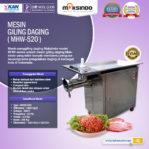 Jual Mesin Giling Daging MHW-520 di Pekanbaru