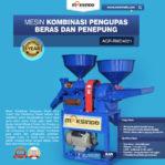 Jual Kombinasi Pengupas Beras dan Penepung RMD4021 di Pekanbaru