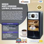 Jual Mesin Kopi Vending LAFIRA (3 Minuman) di Pekanbaru