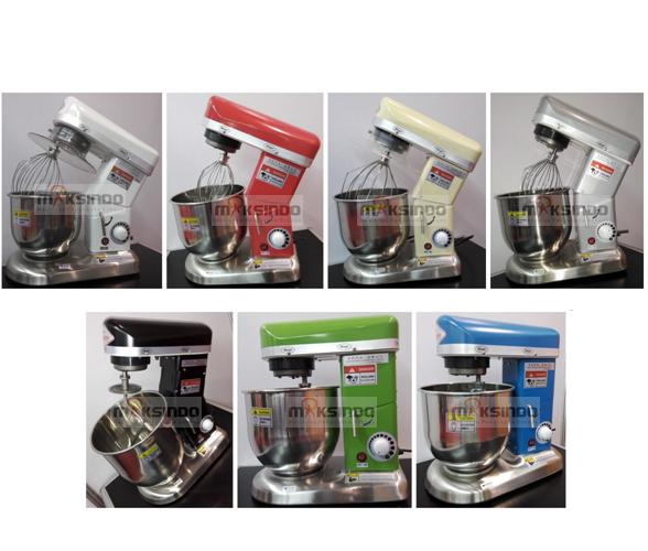 Jual Mesin Mixer Planetary 10 Liter (MPL-10) di Pekanbaru