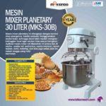 Jual Mesin Mixer Roti dan Kue Model Planetary di Pekanbaru
