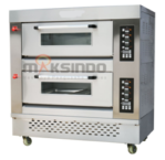 Jual Mesin Oven Pizza Gas di Pekanbaru