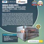 Jual Mesin Oven Roti Gas (MKS-GO11) di Pekanbaru