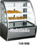 Jual Mesin Pastry Warmer (Hot Showcase) Penyaji Roti di Pekanbaru