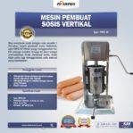 Jual Mesin Pembuat Sosis Vertikal MKS-3V di Pekanbaru