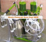 Jual Mesin Pemerah Susu Sapi – AGR-SAP02 di Pekanbaru