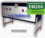 Jual Mesin Penetas Telur Manual 200 Telur (EM-200) di Pekanbaru