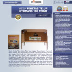 Jual Mesin Penetas Telur Otomatis 100 Telur (EM-100AT) di Pekanbaru