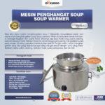 Jual Mesin Penghangat Soup (BMBL1) di Pekanbaru