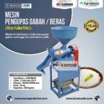 Jual Mesin Pengupas Kulit Gabah (rice huller) di Pekanbaru