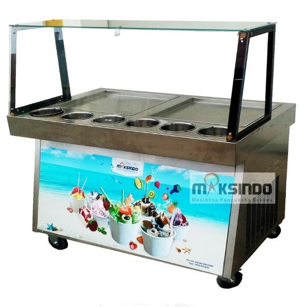 Jual Mesin Roll Fry Ice Cream RIC36x2 di Pekanbaru