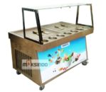 Jual Mesin Roll Fry Ice Cream RIC50x2 di Pekanbaru