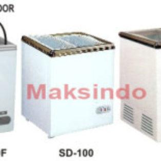 Jual Mesin Sliding Flat Glass Freezer di Pekanbaru