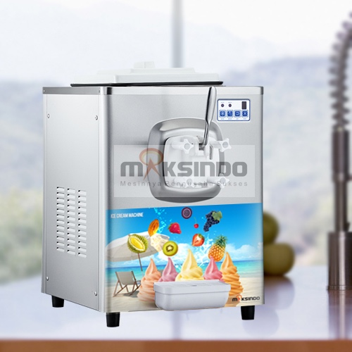 Jual Mesin Soft Ice Cream 1 Kran (Italia Compressor) di Pekanbaru