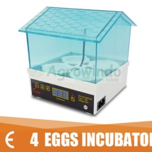 Jual Tetas Telur Mini 4 Butir (AGR-TT4) di Pekanbaru