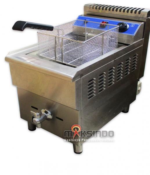Jual Mesin Gas Fryer MKS-181 di Pekanbaru