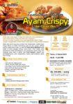 Training Usaha Ayam Crispy dan Cordon Bleu, 31 Maret 2018
