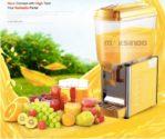 Jual Mesin Juice Dispenser 1 Tabung 15 Liter – DSP-15×1 di Pekanbaru