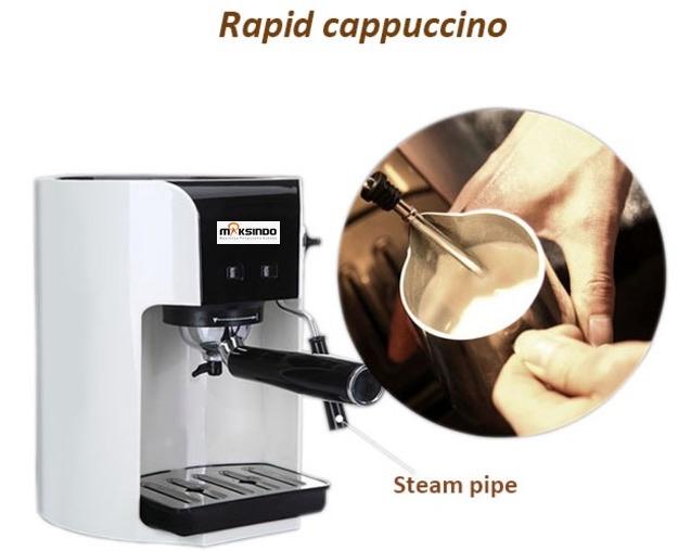 Jual Mesin Kopi Espresso Semi Auto – MKP50 di Pekanbaru