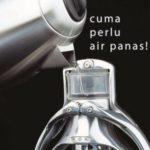 Jual Pembuat Kopi Manual Rok Presso di Pekanbaru