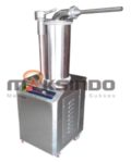 Jual Mesin Cetak Sosis Hidrolik MKS-HDS400 di Pekanbaru