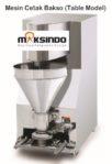 Jual Mesin Cetak Bakso Mini (Table Model) – MCB-200B  di Pekanbaru