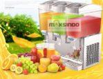 Jual Mesin Juice Dispenser 3 Tabung (17 Liter) – DSP17x3 di Pekanbaru