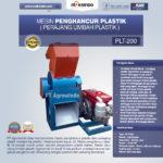 Jual Mesin Penghancur Plastik (Perajang Limbah Plastik) di Pekanbaru