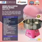 Jual Mesin Gula Kapas Bentuk Bunga MKS-CT76 di Pekanbaru