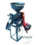 Jual Mesin Pengupas Gabah Menjadi Beras (Rice Mill) AGR-GRP40 di Pekanbaru