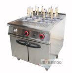 Jual Gas Pasta Cooker With Cabinet MKS-901PC di Pekanbaru