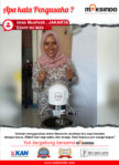 Bakry Ibu Imas : Usaha Kue Saya Berjalan Dengan Lancar dengan Mixer Maksindo
