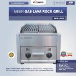 Jual Gas Lava Rock Grill (MKS-LR01G) di Banjarmasin
