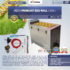 Jual Mesin Pembuat Egg Roll (Gas) GRILLO-12SS di Pekanbaru