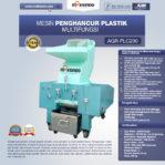 Jual Mesin Penghancur Plastik Multifungsi – PLC230 di Pekanbaru