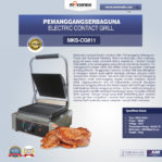 Jual Electric Contact Grill (MKS-CG811) di Pekanbaru
