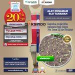 Jual Alat Penamam Biji Tanaman (jagung, Kedelai, Kacang, dll) di Pekanbaru
