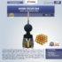 Jual Mesin Telur Gas (Gas Egg Machine) MKS-CI55 Di Pekanbaru