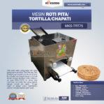 Jual Mesin Roti Pita/Tortilla/Chapati MKS-TRT75 Di Pekanbaru