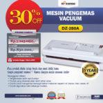 Jual Mesin Vacuum Sealer (DZ-280A) Di Pekanbaru